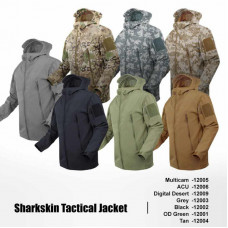 Tactical Sharkskin Jacket