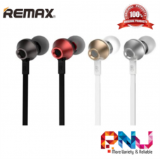 [Ready Stock] Remax RM-610D Stereo Earphone with Mic Vol Control (Original)