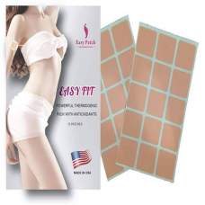 Easy Fit Slimming Patch USA 美国升级版溶脂贴 (4 boxes)