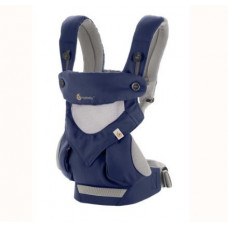Ergobaby Four Position 360 Carrier Cool Air French Blue
