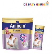 Anmum Lacta Less Sugar Milk for Mum to breastfeed Doy Pack (7sticks x 36gm)