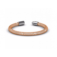 Her Jewellery Mesh Bracelet (Rose Gold)
