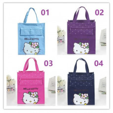 [713] Hello Kitty Doraemon Cartoon Tuition Bag