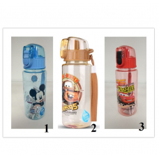 [W-010] Disney Cartoon Portable Children Water Bottle /Tumbler 500ml