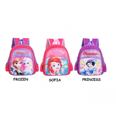 Preschool Backpack Kindergarten School Bag Thomas Cars Sofia Backpack