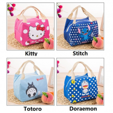 Insulated Thermal Cooler Cute Lunch Bag Lunch Box Bag