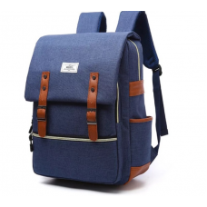 Stylish Korean Style Retro Backpack School Bag