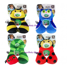 Benbat Travel Friends Total Support Headrest Neck Support Pillow 1-4 T baby kids