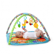 Baby Einstein Discover & Play Gym baby kids play mat musical toy crawing mat