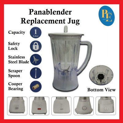 V-tex Panablender Replacement Jug Compatible With Panasonic Blender - MX-101