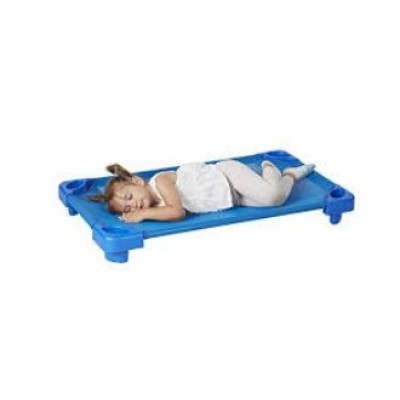 Children Sleeping Stackable Cot-(15*138*57cm)