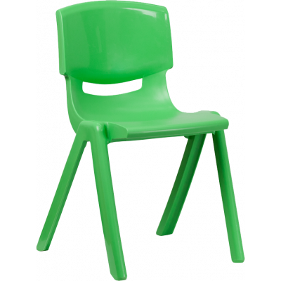 Posture chair Green (35*38*53.7cm)