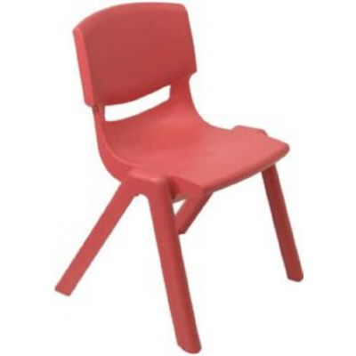 Posture Chair Red (35*38*53.7cm)