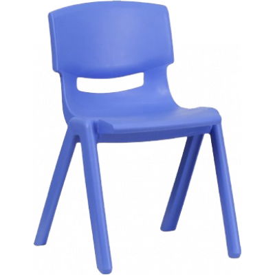 Posture Chair Blue (35*38*53.7cm)