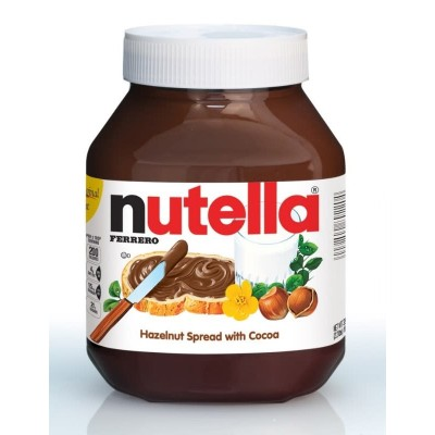 nutella 350g Bread Jam