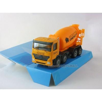 Architecture Constructure -  Cement Mixer Truck Die cast Model