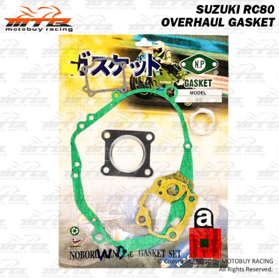 SUZUKI RC80 OVERHAUL GASKET