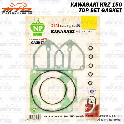 KAWASAKI KRZ 150 TOP SET GASKET