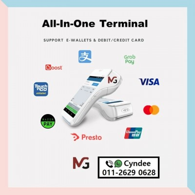 All-In-One Merchant Service Provider