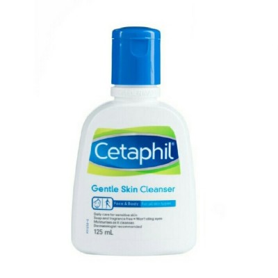 Cetaphil Skin Cleanser 125ml/bot[EXP-05/22]