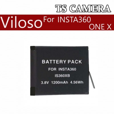 INSTA360 ONE X REPLACEMENT BATTERY / BATTERY INSTA360 ONE X / ONE X BATTERY VILOSO