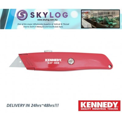 [KENNEDY] Aluminium Retractable Trimming/Cutting Blade