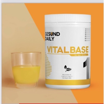 Gesund Daily Orthomolecular 100% Natural cell food - GD1 VITALBASE