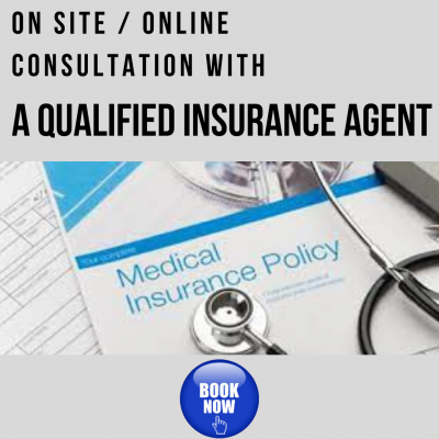 Consultation with a Qualified Insurance Agent