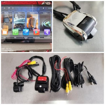 Android Multimedia Player with Dashcam