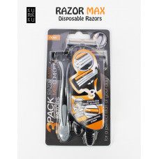 Razor Max Disposable Razor (3Pcs x 4)