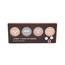 Dodo House Cute Bear Flower Eye Shadow