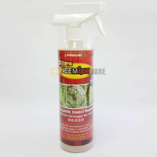 SERBAJADI Extra Strength Neem Spray Bio Organic Insect Repellent 500mL