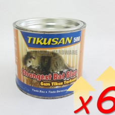 6 CANS Strongest Rat Glue 220mL