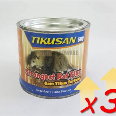 3 CANS Strongest Rat Glue 220mL