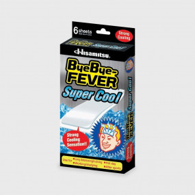 Hisamitsu Bye Bye Fever Super Cool Adult(Strong...