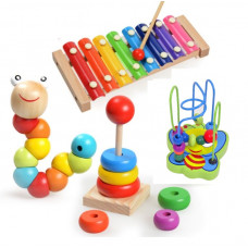 Early Learning Set of 4