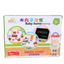 Baby Home Early Learning Magnetic Puzzle Board