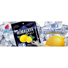 Himalaya Lemon Candy (Extra Cool) 15g X 12 packets